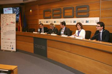 Madrid Cluster Automoción (MCA) ha presentado el Mapa Tecnológico de Automoción de la Comunidad de Madrid