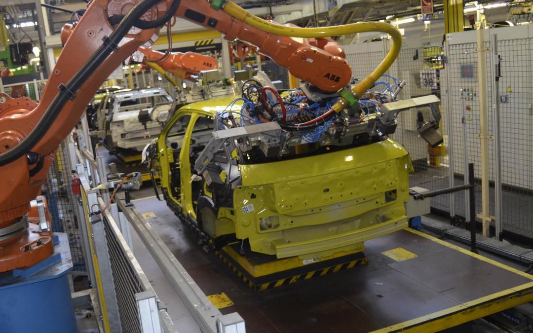 La automoción supone un 8,7% del PIB, según la patronal