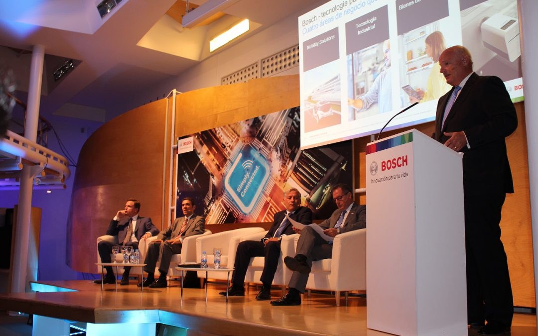 Bosch ingresó 2.132 millones en España en 2015