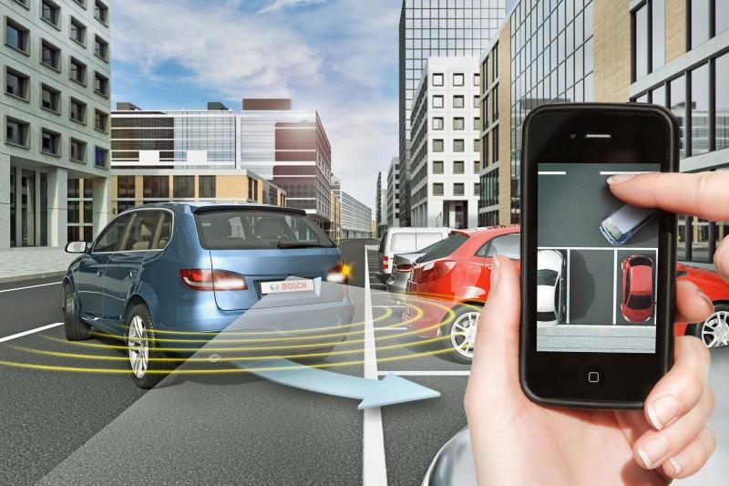 Soluciones conectadas Bosch para la movilidad del futuro