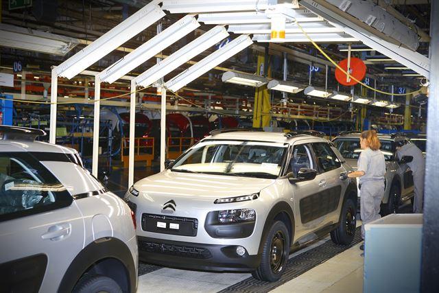 PSA fabricará en Madrid la nueva generación del Citroën C4