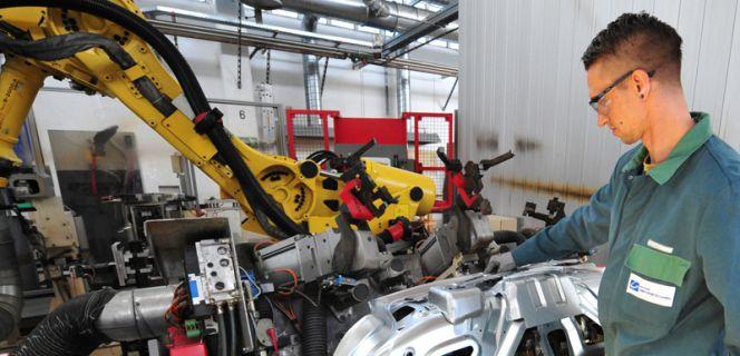La exportación de componentes para el motor se dispara