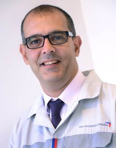 Frédéric Puech, nuevo director del Polo Industrial Ibérico y del Centro de Vigo de Grupo PSA