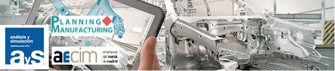 Seminario profesional gratuito «Digital Enterprise: del Producto a la Fabricación»