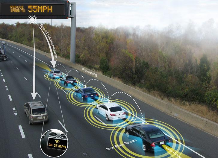 El 25% de los coches que circulen por España en 2021 estarán conectados, según Faconauto