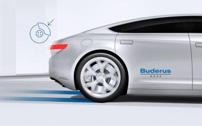 El nuevo disco de freno, desarrollado por la filial de Bosch, Buderus Guss, genera hasta un 90 por ciento menos de polvo durante la frenada