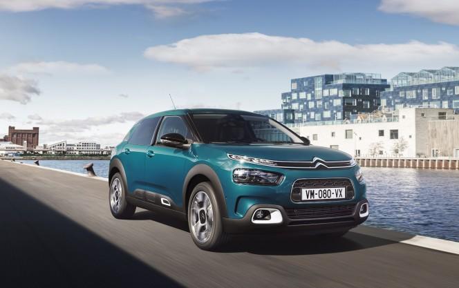Citroën inicia la venta del nuevo C4 Cactus fabricado en Madrid