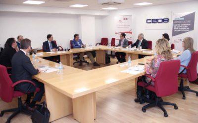 7ª Mesa Redonda InterClusters, nuevos escenarios de cooperación