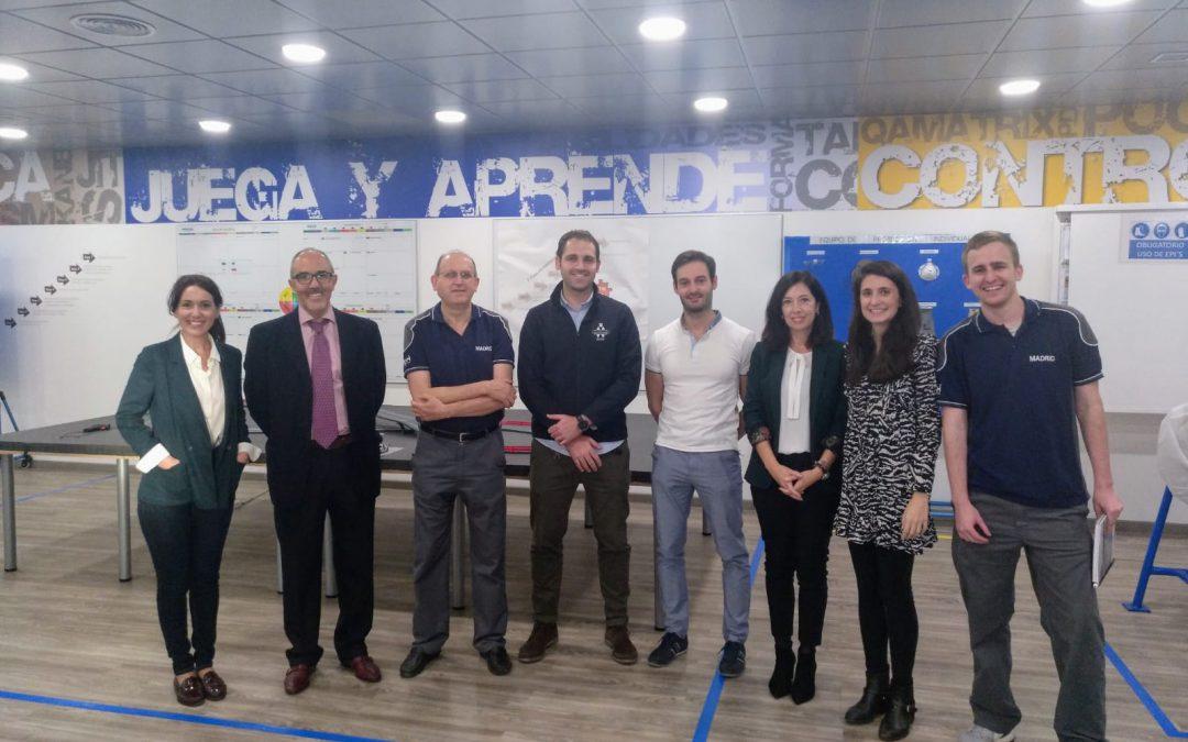 MCA pone en marcha un proyecto de formación para impulsar la FP DUAL en la Industria de Automoción