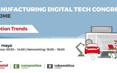 Manafacturing Digital Tech Congress: eMotion Trends