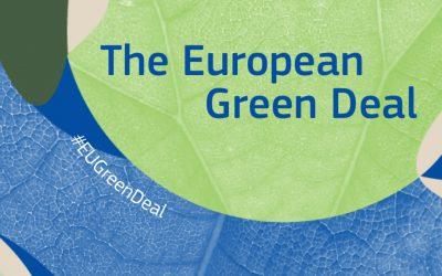 Revolución verde europea: tasas al carbono y el fin de la venta de coches de combustión en 2035
