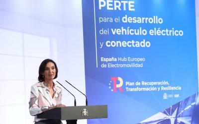 El Gobierno aprueba el PERTE de Vehículo Eléctrico y Conectado que prevé movilizar 24.000 M€ en tres años